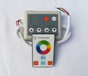 RGB controller + touch AB